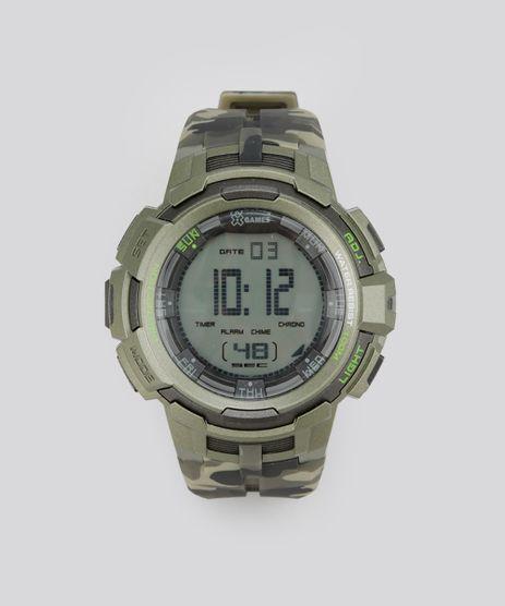 Relogio-Digital-X-Games-Masculino---XMPPD386-Verde-Militar-8644478-Verde_Militar_1
