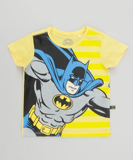 Camiseta-Batman-Amarela-8613814-Amarelo_1