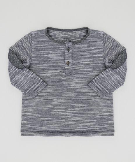 Camiseta-Listrada-Cinza-Mescla-Escuro-8589218-Cinza_Mescla_Escuro_1