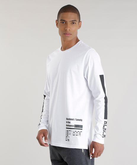 Camiseta-Longa--Blackout-Lonely--Branca-8603758-Branco_1