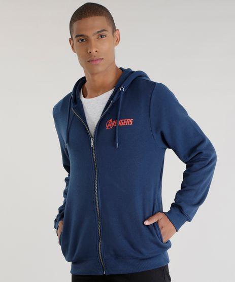 Blusao-em-Moletom-Os-Vingadores-Azul-Marinho-8484865-Azul_Marinho_1