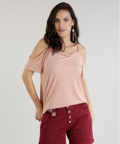Blusa-Open-Shoulder-em-Suede-Rose-8651875-Rose_1