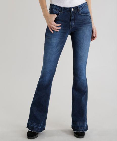 Calca-Jeans-Flare-Azul-Medio-8604684-Azul_Medio_1