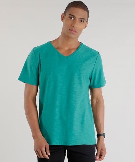 Camiseta-Flame-Basica-Verde-8547758-Verde_1