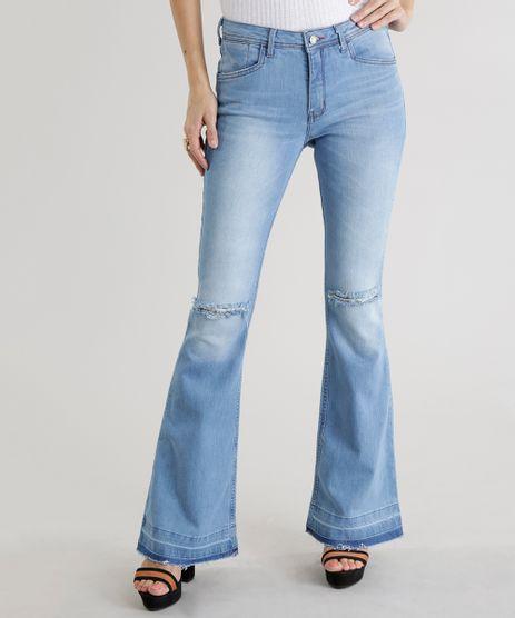Calca-Jeans-Flare-Azul-Claro-8604675-Azul_Claro_1