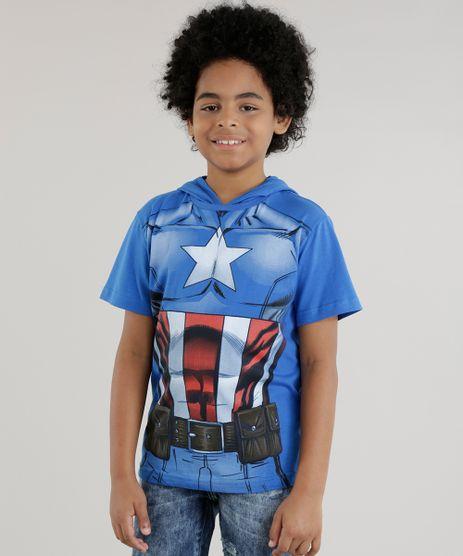 Camiseta-com-Capuz-Capitao-America-Azul-8630160-Azul_1