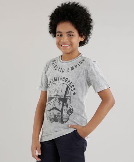 Camiseta-Stormtrooper-Cinza-Mescla-8620461-Cinza_Mescla_1