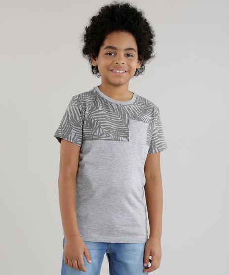Camiseta-com-Estampada-Cinza-Mescla-8479518-Cinza_Mescla_1