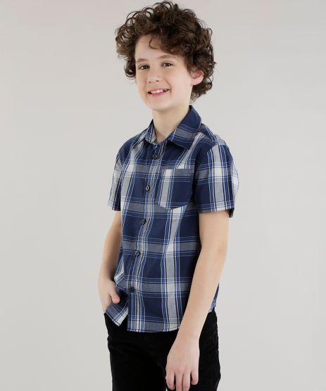 Camisa-Xadrez-Azul-Marinho-8440656-Azul_Marinho_1