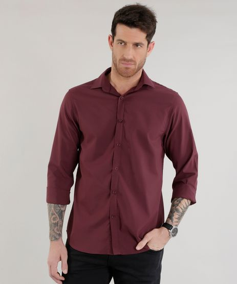 Camisa-Slim-Vinho-8414175-Vinho_1