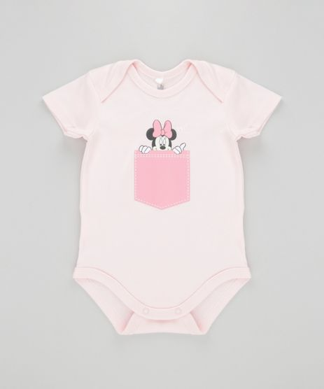 Body-Minnie-em-Algodao---Sustentavel-Rosa-Claro-8486341-Rosa_Claro_1