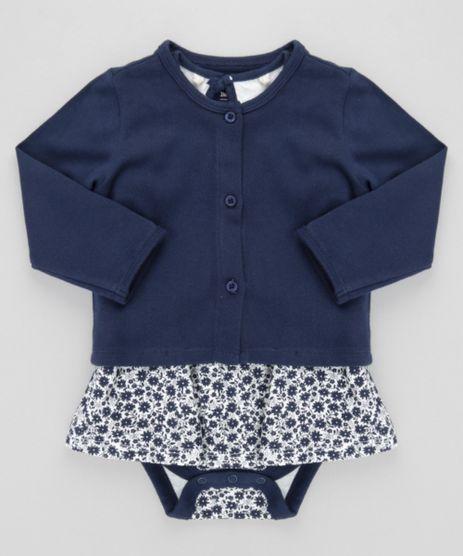 Body-Saia-Estampado-Floral-Off-White---Cardigan-em-Trico-de-Algodao---Sustentavel-Azul-Marinho-8502085-Azul_Marinho_1