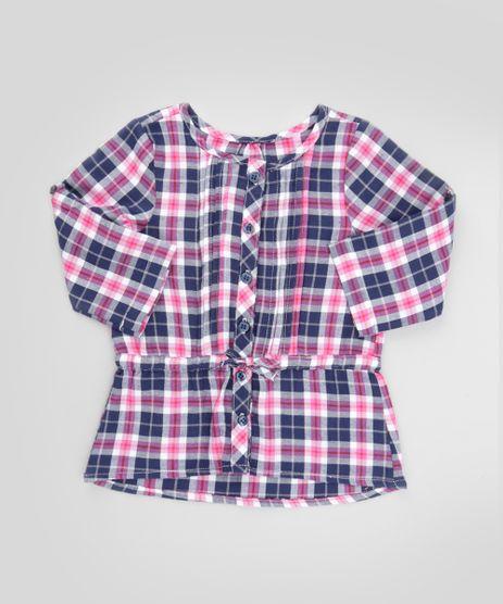 Camisa-Xadrez-Azul-Marinho-8558783-Azul_Marinho_1