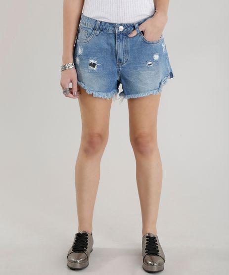 Short-Jeans-Relaxed-Azul-Medio-8611483-Azul_Medio_1