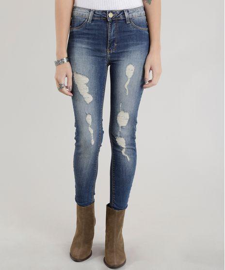 Calca-Jeans-Skinny-Sawary-Azul-Medio-8611350-Azul_Medio_1