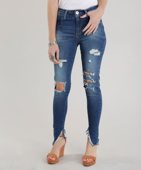 Calca-Jeans-Cigarrete-Sawary-Azul-Medio-8683009-Azul_Medio_1