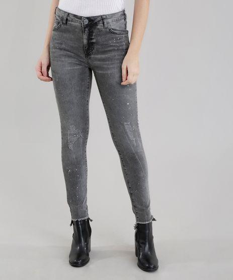 Calca-Jeans-Cigarrete-Joulik-Preta-8639743-Preto_1