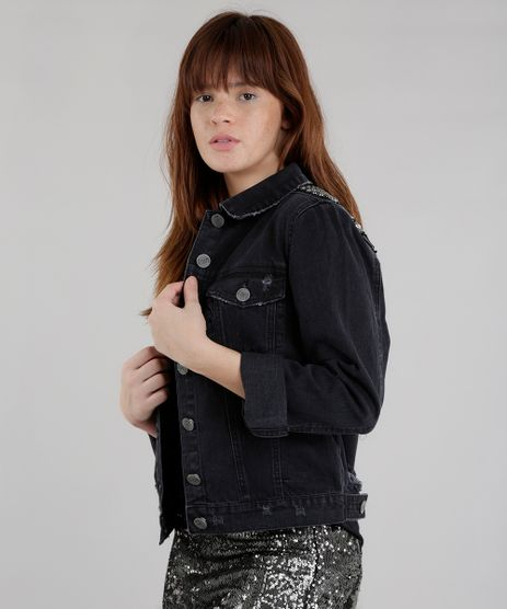 Jaqueta-Jeans-Joulik-com-Bordado-Preta-8534177-Preto_1