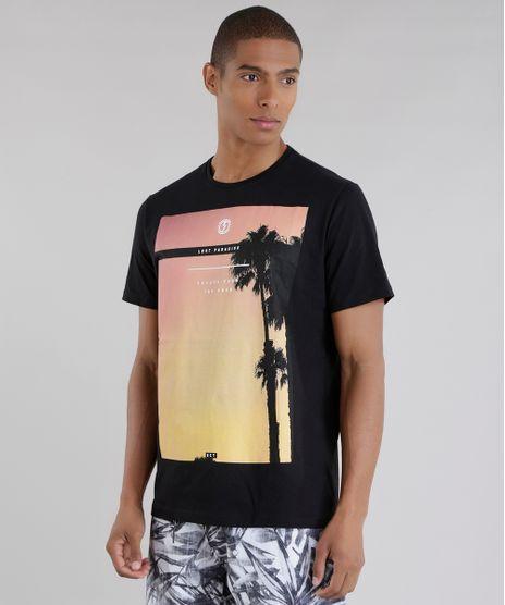 Camiseta--Lost-Paradise--Preta-8568992-Preto_1
