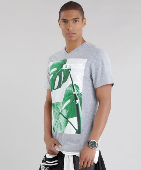 Camiseta--On-The-upside--Cinza-Mescla-8577632-Cinza_Mescla_1