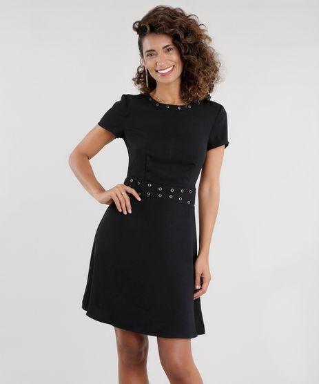 Vestido-com-Ilhoses-Preto-8546316-Preto_1