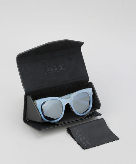 Oculos-Redondo-Joulik-Feminino-Azul-8654674-Azul_5