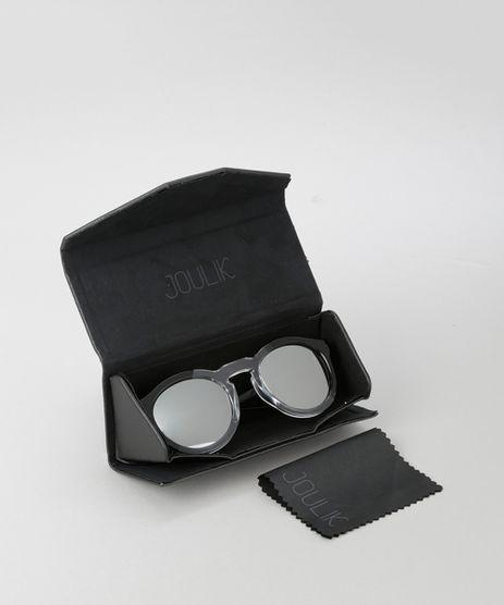 Oculos-Redondo-Joulik-Feminino-Preto-8654671-Preto_1