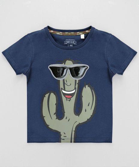 Camiseta-Cactos-Azul-Marinho-8620546-Azul_Marinho_1