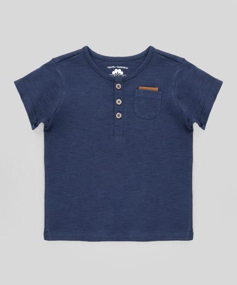 Camiseta-com-Bolso-Azul-Marinho-8571257-Azul_Marinho_1