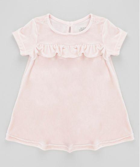 Vestido-em-Veludo-Molhado-Rosa-Claro-8623036-Rosa_Claro_1