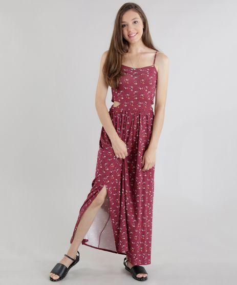 Vestido-Longo-Estampado-Floral-Vinho-8643327-Vinho_1