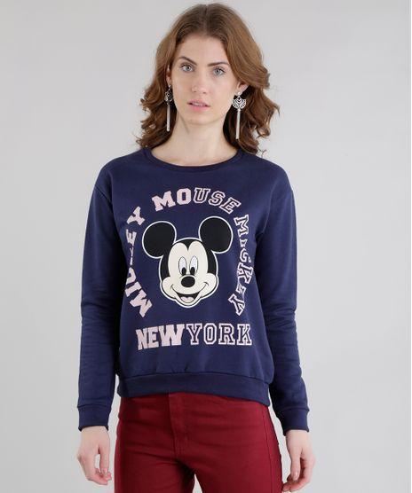 Blusao-em-Moletom-Mickey-Azul-Marinho-8632200-Azul_Marinho_1