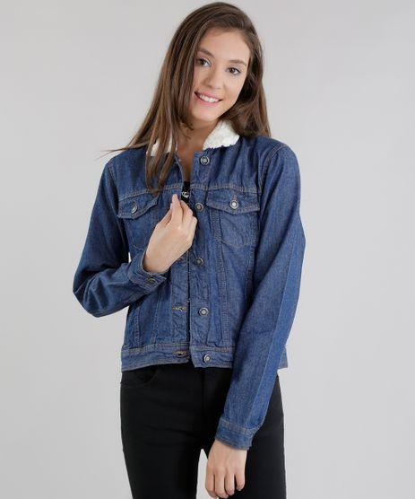 Jaqueta-Jeans-com-Pelo-Azul-Medio-8626720-Azul_Medio_1