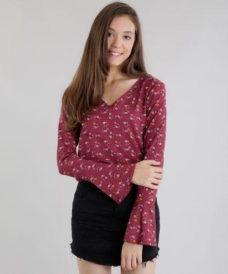 Blusa-Estampada-Floral-Vinho-8605218-Vinho_1