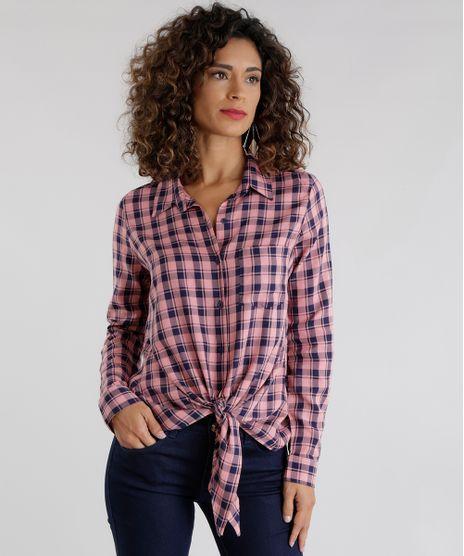 Camisa-Xadrez-com-No-Rosa-8677530-Rosa_1