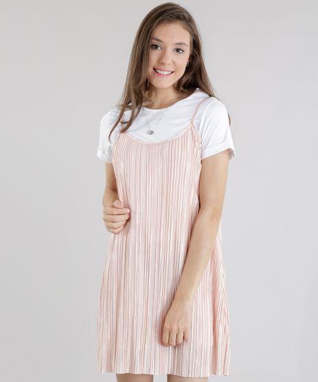 Vestido-Plissado-com-Blusa-Rose-8575647-Rose_1