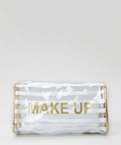 Necessaire-Listrada--Make-Up--Branca-8617135-Branco_1