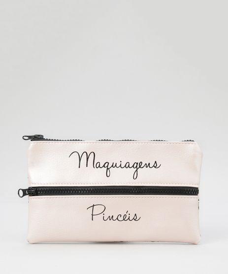 Necessaire-Estampada--Maquiagens-Pinceis--Rose-8617074-Rose_1