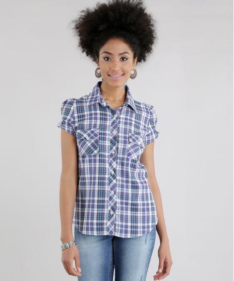Camisa-Xadrez-Azul-8640096-Azul_1