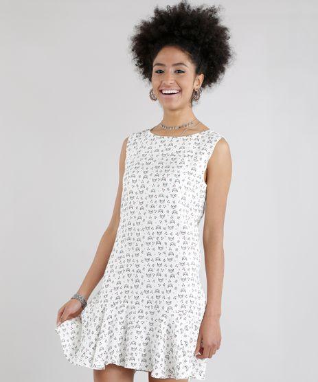 Vestido-Estampado-de-Raposas-Off-White-8636397-Off_White_1