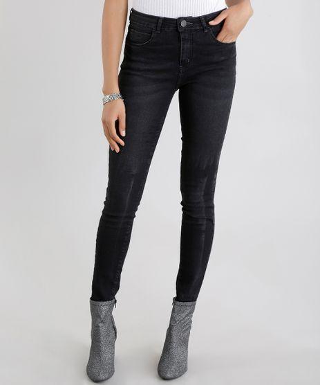 Calca-Jeans-Super-Skinny-Preta-8611253-Preto_1