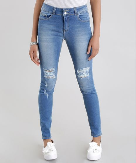 Calca-Jeans-Cigarrete-Azul-Medio-8613524-Azul_Medio_1