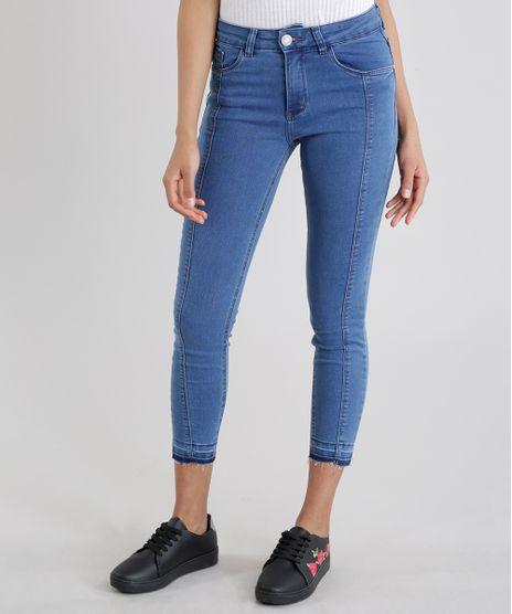 Calca-Jeans-Cigarrete-Azul-Medio-8649646-Azul_Medio_1