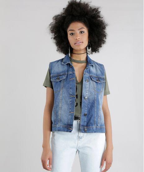 Colete-Jeans-Azul-Escuro-8611370-Azul_Escuro_1