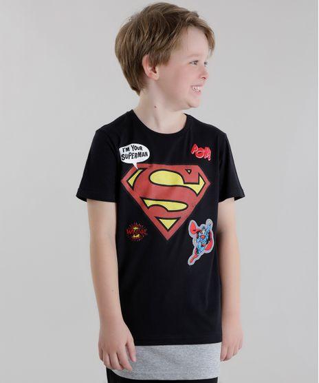 Camiseta-Longa-Super-Homem-Preta-8611773-Preto_1