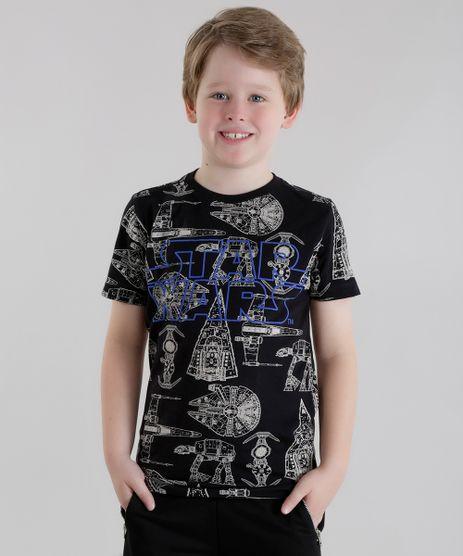 Camiseta-Star-Wars-Preta-8634047-Preto_1