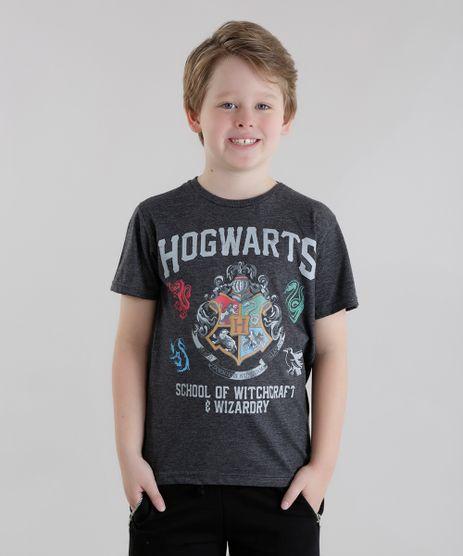 Camiseta-Harry-Potter-Cinza-Mescla-Escuro-8634463-Cinza_Mescla_Escuro_1