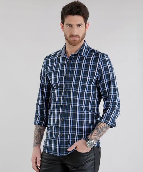 Camisa-Verde-Escuro-8500081-Verde_Escuro_1