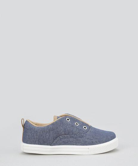 Tenis-Jeans-Azul-Medio-8620797-Azul_Medio_1