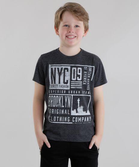 Camiseta--NYC--Cinza-Mescla-Escuro-8614862-Cinza_Mescla_Escuro_1